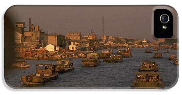 Suzhou Grand Canal IPhone 5 Case