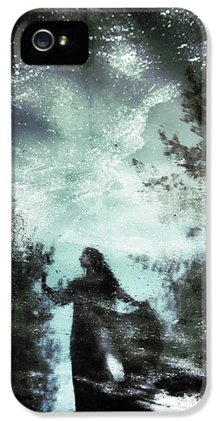 Swamp Witch IPhone 5 Case