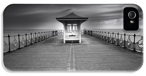 Dorset iPhone 5 Case - Swanage Pier by Smart Aviation