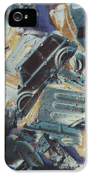 Damage iPhone 5 Case - Sweet Destruction by Jorgo Photography - Wall Art Gallery