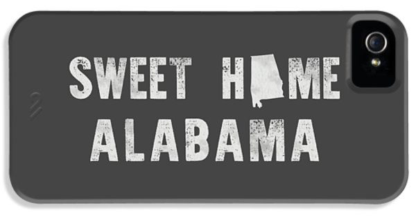 Sweet Home Alabama IPhone 5 Case