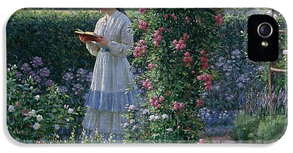 Sweet Solitude IPhone 5 / 5s Case by Edmund Blair Leighton