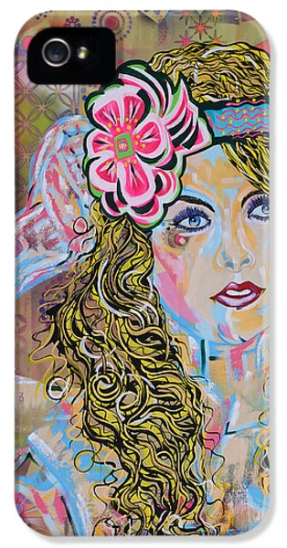 Swift IPhone 5 / 5s Case by Heather Wilkerson