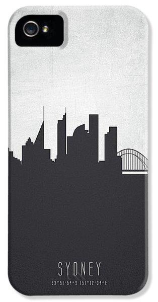 Sydney Australia Cityscape 19 IPhone 5 Case