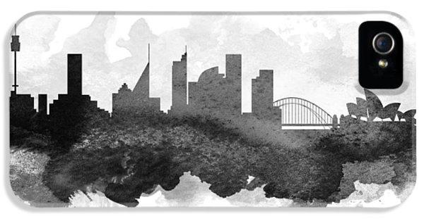 Sydney Cityscape 11 IPhone 5 Case