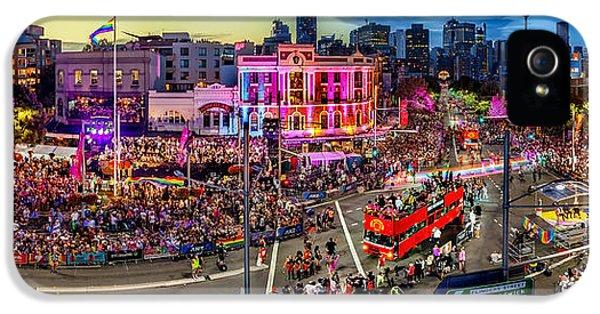 Sydney Gay And Lesbian Mardi Gras Parade IPhone 5 Case