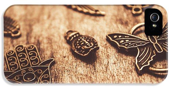 Pendant iPhone 5 Case - Symbols Of Zen by Jorgo Photography - Wall Art Gallery