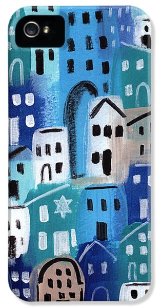 Synagogue- City Stories IPhone 5 Case