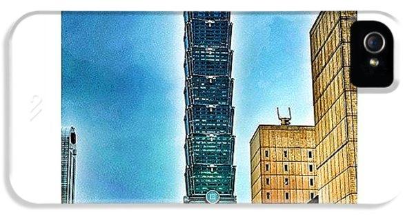 Taipei 101 (chinese: 台北101 / IPhone 5 Case