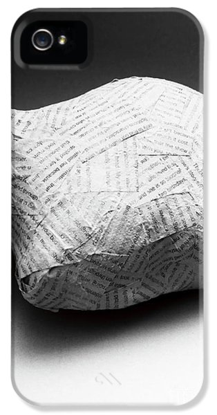 Taken Out Of Context IPhone 5 / 5s Case by Jorgo Photography - Wall Art Gallery