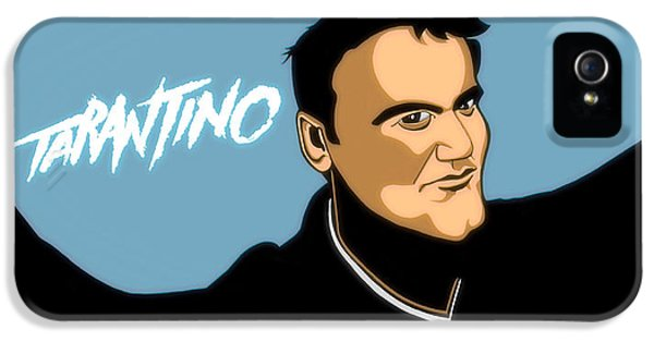 Tarantino  IPhone 5 Case