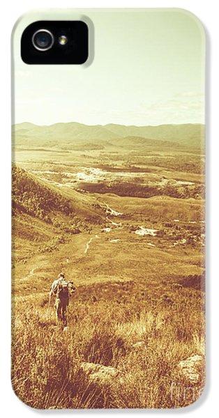 Tasmania Wonder IPhone 5 Case