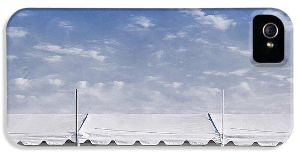 Tent IPhone 5 Case by Scott Norris
