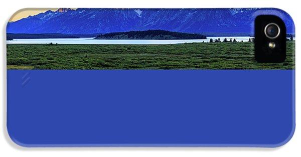 Teton Sunset IPhone 5 Case