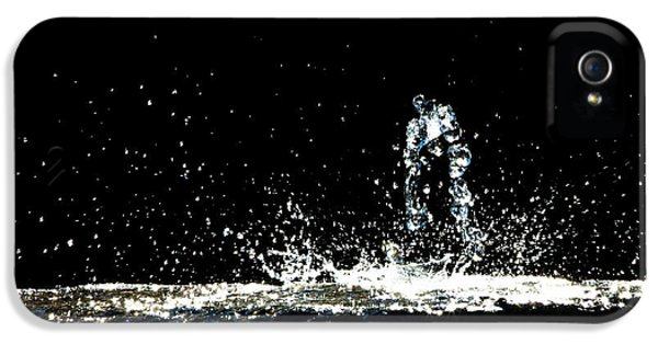 That Falls Like Tears From On High IPhone 5 Case by Bob Orsillo