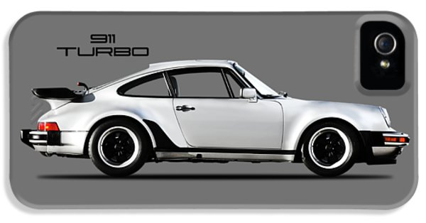 The 911 Turbo 1984 IPhone 5 Case