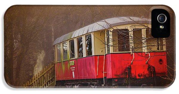 The Abandoned Tram In Salzburg Austria  IPhone 5 Case