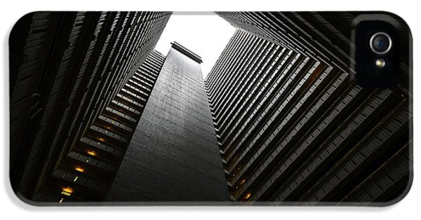 The Abyss, Hong Kong IPhone 5 Case
