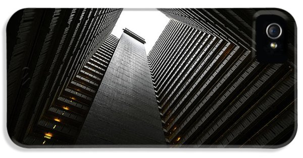 The Abyss, Hong Kong IPhone 5 Case by Reinier Snijders