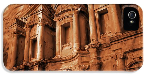 The Ancient Treasury Petra IPhone 5 Case