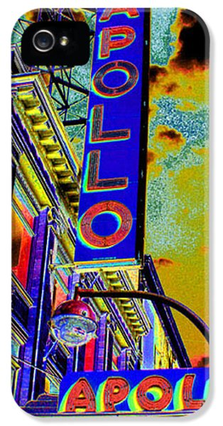 The Apollo IPhone 5 / 5s Case by Steven Huszar