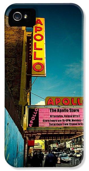 The Apollo Theater IPhone 5 Case