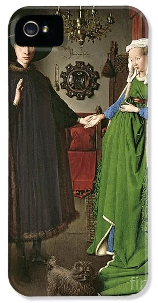 The Arnolfini Marriage IPhone 5 Case
