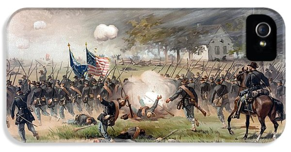 The Battle Of Antietam IPhone 5 Case