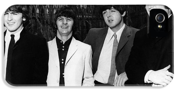 The Beatles, 1960s IPhone 5 Case by Granger