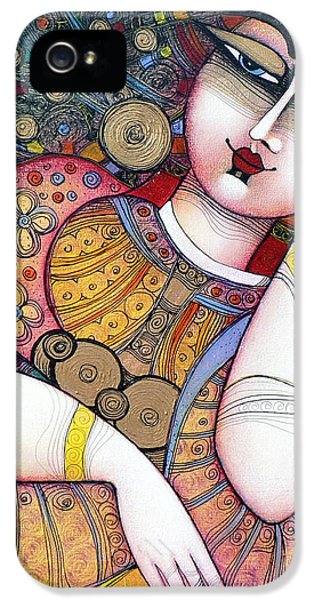 The Beauty IPhone 5 / 5s Case by Albena Vatcheva