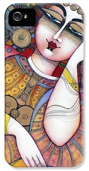 The Beauty IPhone 5 Case by Albena Vatcheva