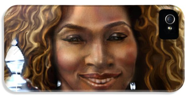 The Beauty Victory That Is Serena IPhone 5 Case