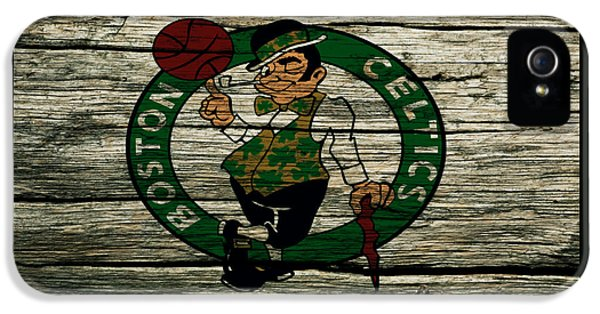 The Boston Celtics 2w IPhone 5 Case