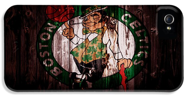 The Boston Celtics 5a IPhone 5 Case