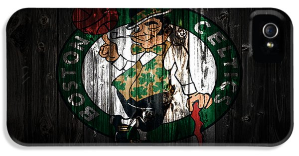 The Boston Celtics 5c IPhone 5 Case