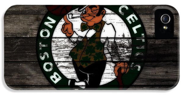The Boston Celtics W9 IPhone 5 Case