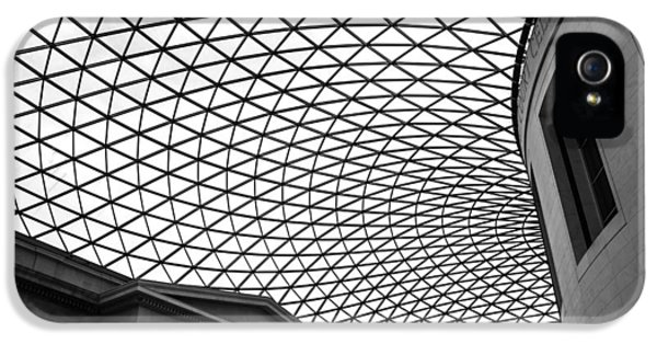 The British Museum IPhone 5 Case by Martin Newman