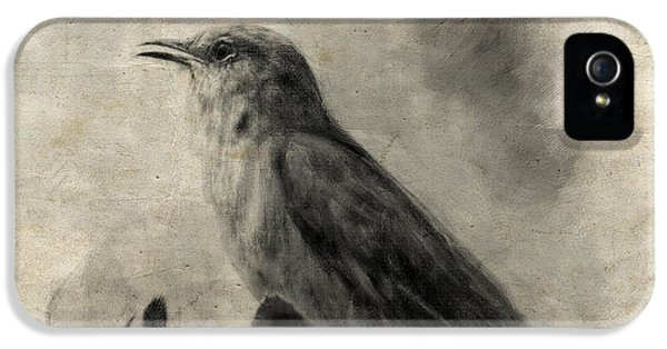 The Call Of The Mockingbird IPhone 5 Case