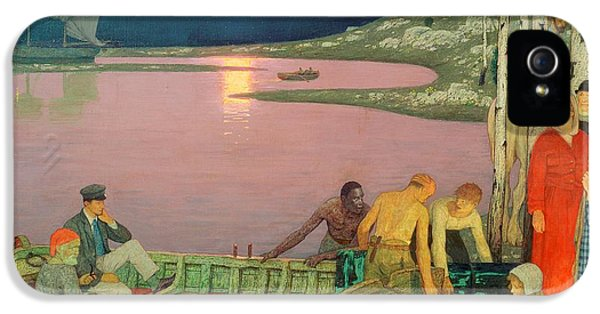 The Call Of The Sea IPhone 5 / 5s Case by Frederick Cayley Robinson