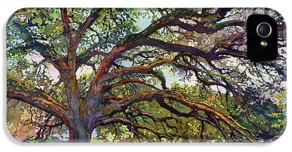 The Century Oak IPhone 5 / 5s Case by Hailey E Herrera