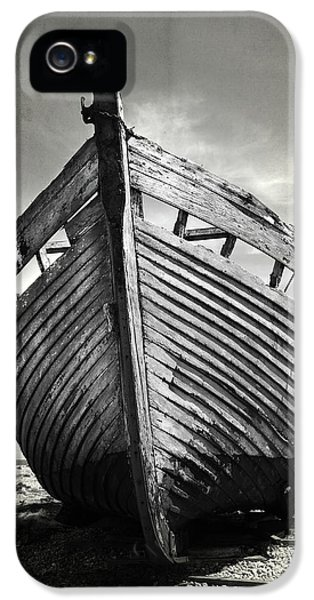 Boat iPhone 5 Case - The Clinker by Mark Rogan