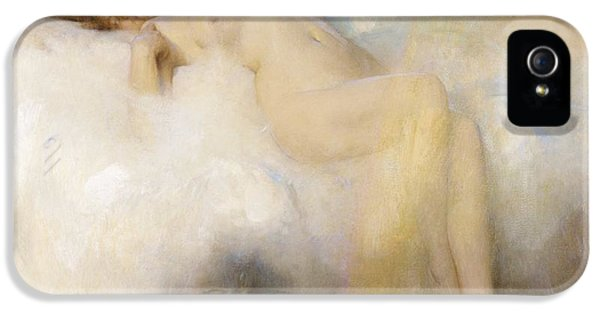 Angelic iPhone 5 Cases - The Cloud iPhone 5 Case by Arthur Hacker