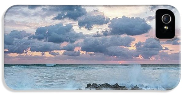 iPhone 5 Case - The Coastline In Jupiter, Florida by Jon Glaser