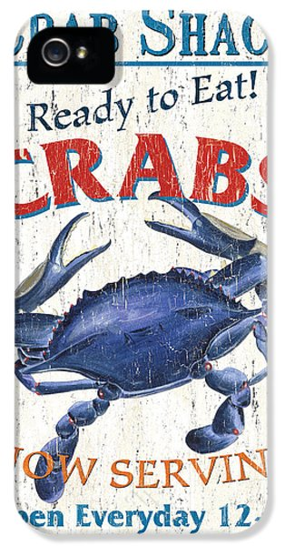 The Crab Shack IPhone 5 Case