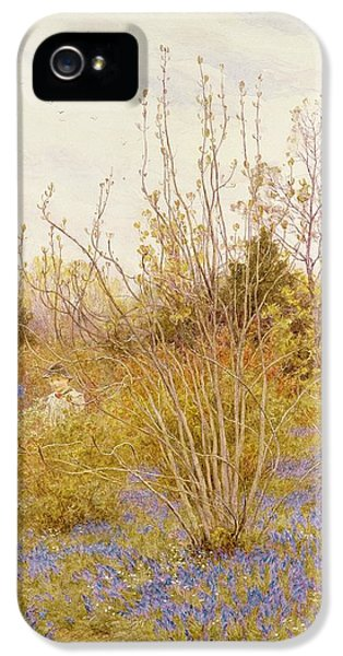 The Cuckoo IPhone 5 Case by Helen Allingham