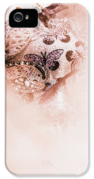 The Curtain Close IPhone 5 Case by Jorgo Photography - Wall Art Gallery