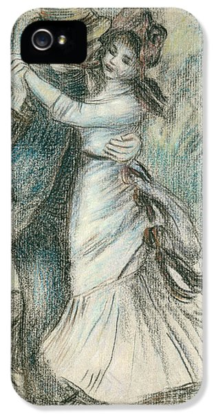 Gil iPhone 5 Case - The Dance by Pierre Auguste Renoir