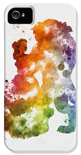 The Dance IPhone 5 Case by Rebecca Jenkins