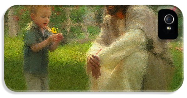 The Dandelion IPhone 5 Case by Greg Olsen
