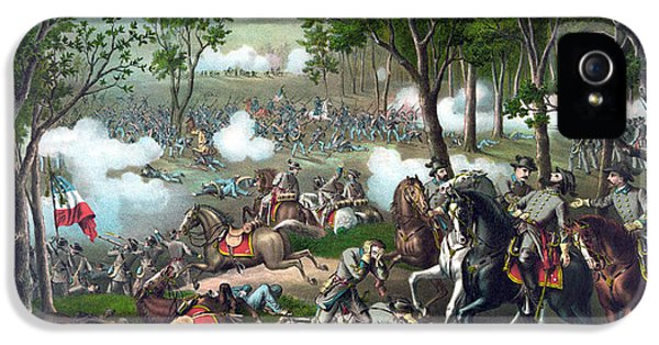 The Death Of Stonewall Jackson IPhone 5 Case